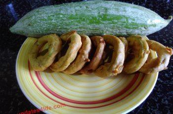 Snake Gourd rings